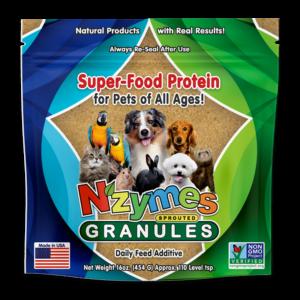 Nzymes Granules, 1-Lb package