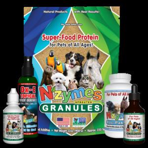 Nzymes Healthy-Skin Kit, Large